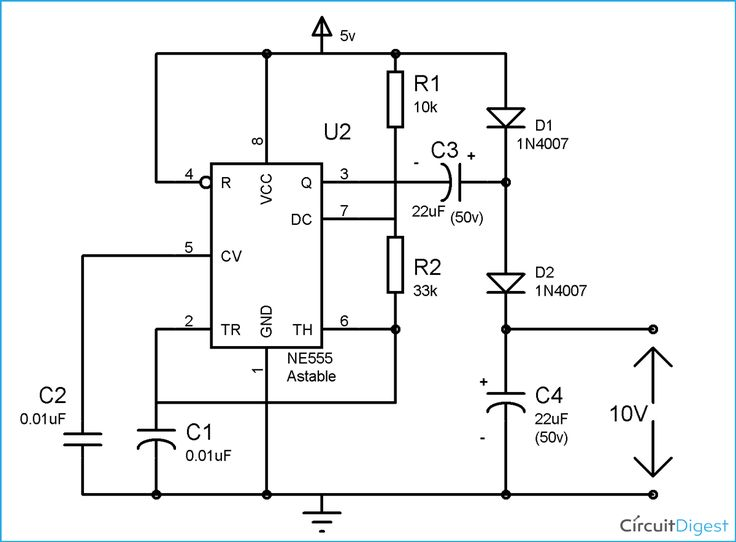 cell phone circuit diagram explanation