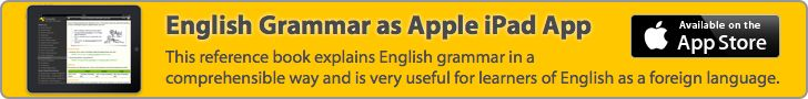 English Grammar iPad-App