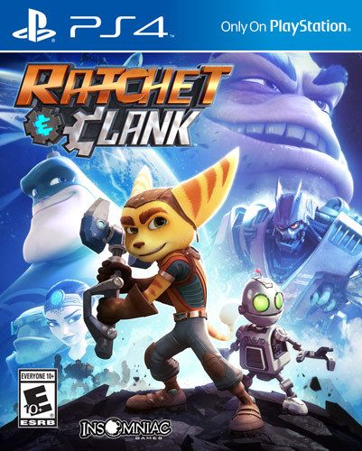 Popular on Best Buy : Ratchet & Clank - PlayStation 4