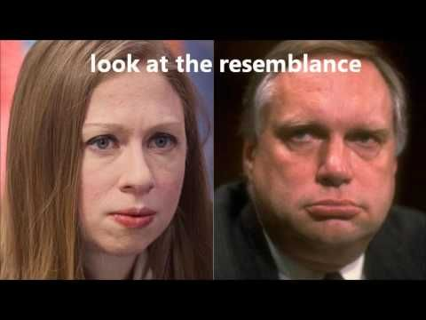 """""""Chelsea Clinton, I am your Father!"""" - Webster Hubbell - YouTube"""