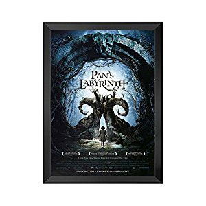Amazon.com - Black Movie Poster Frame 11 x 17 Inch, 1 Narrow Aluminum Profile, Front-Loading Snap Frame, Wall Mounted - Prints