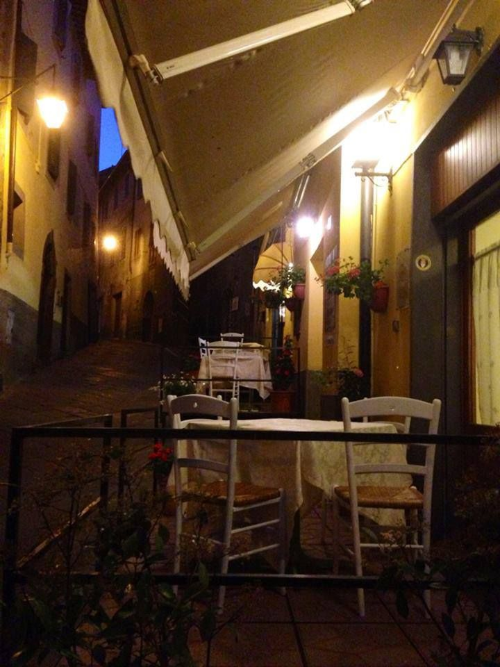 """Il Borgo"", Ristorante, Affittacamere - Acquapendete for very delicious homemade pasta in a cosy atmosphere."