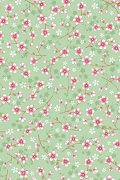 PiP Cherry Blossom Green wallpaper | PiP Studio ©