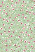 PiP Cherry Blossom Green wallpaper | PiP Studio ©