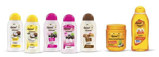 le jardin de veronique: SHAMPOO SPLEND'OR AL COCCO: REVIEW