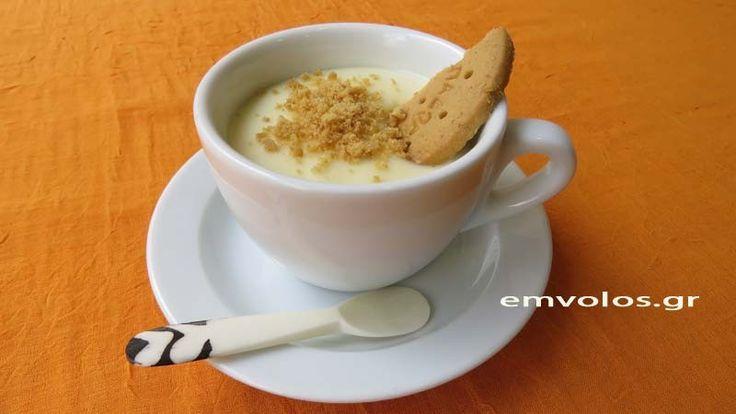 Συνταγή: Κρέμα βανίλια σπιτική … γεύση που αρέσει σε όλους και γίνεται γρήγορα και εύκολα.