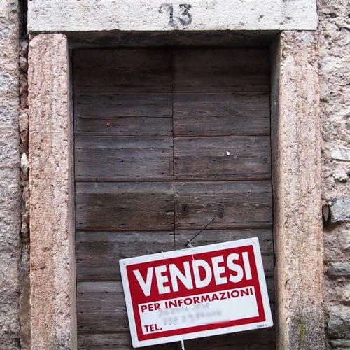 Huis kopen in Italië voor 1 euro!