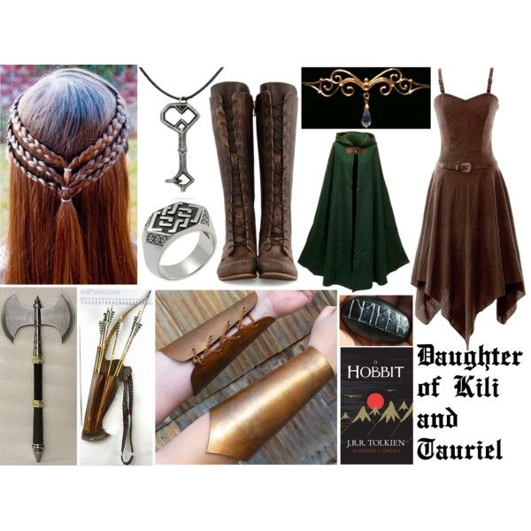 Daughter of Kili and Tauriel