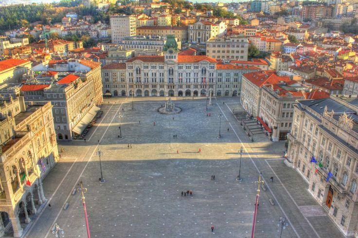 Trieste - Piazza Unità