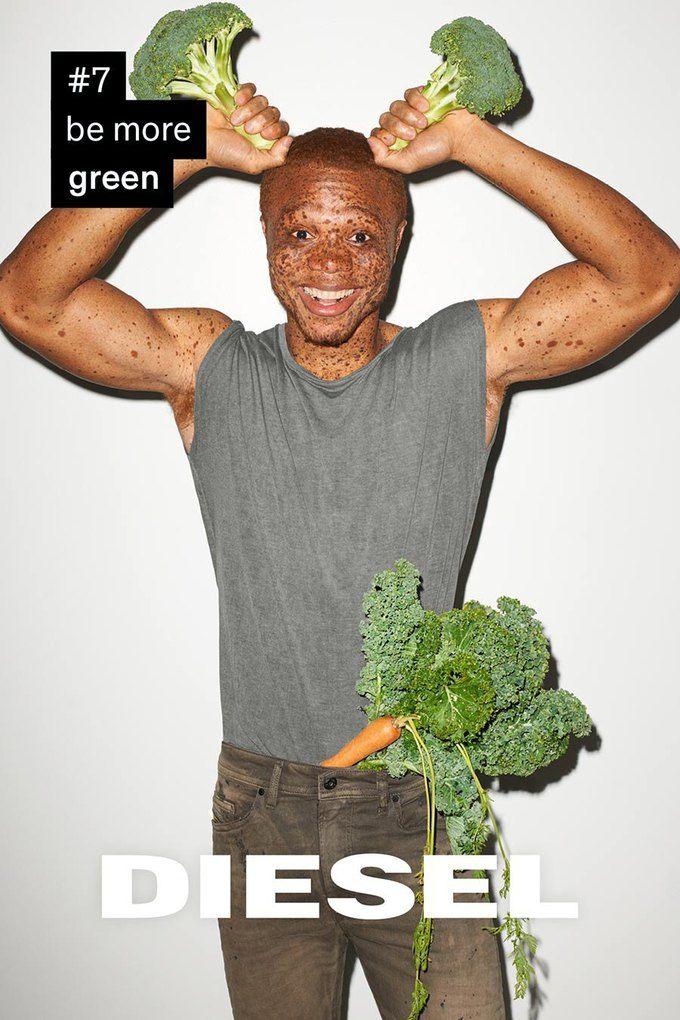 Терри Ричардсон снял «вдохновляющую» кампанию для Diesel. Изображение № 7.