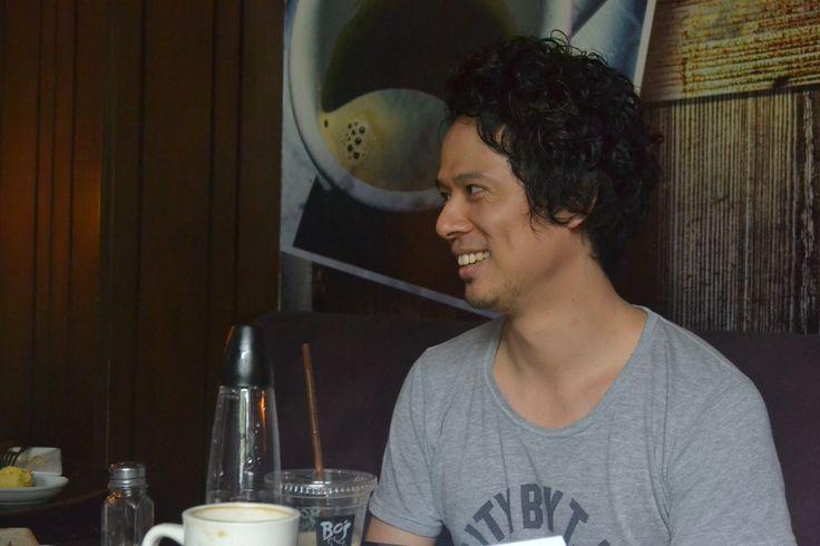 Junichi Yamaguchi, world-class Japanese latte artist in Cebu