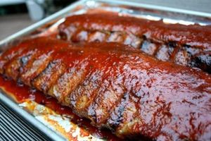 Chili's Baby Back Ribs is listed (or ranked) 5 on the list Chili's Restaurant Recipes