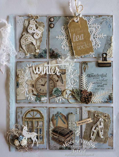 Noor! Design: Pocket Letter Winter