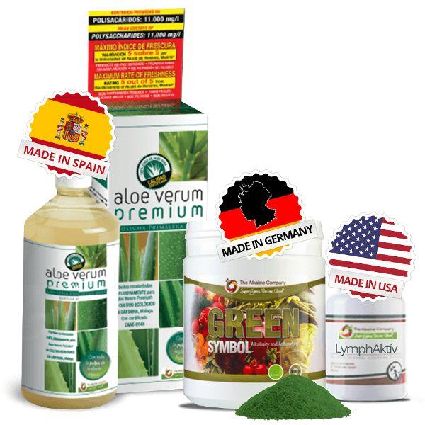 Cura di pulizia intestinale completa/Parte della cura disintossicante/per un organismo sano e forte