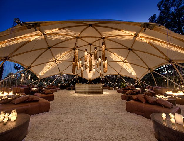 Pin By Jeanne Costello On Tent Draping Dome Tent Luxury
