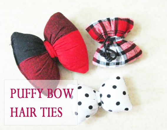 When I was searching the net for some hair accessories I came across some really cute puffy hair ties and that is how I was [...]