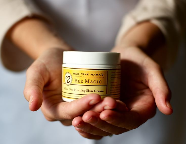 Amazon.com : Medicine Mama's Apothecary Sweet Bee Magic All In One Healing Skin Cream, 4 Ounce : Therapeutic Skin Care Products : Beauty