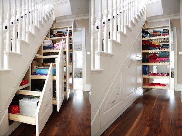 17 mejores ideas sobre modelos de escaleras en pinterest - Aprovechar espacio cocina ...