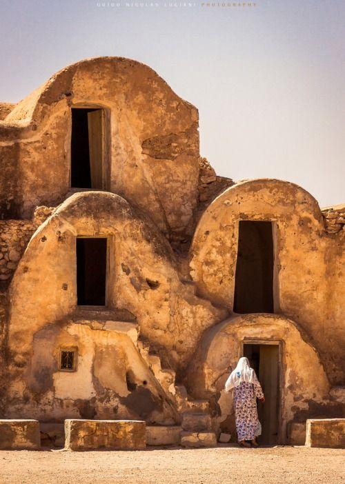 Tunisian Barn,Tunisia