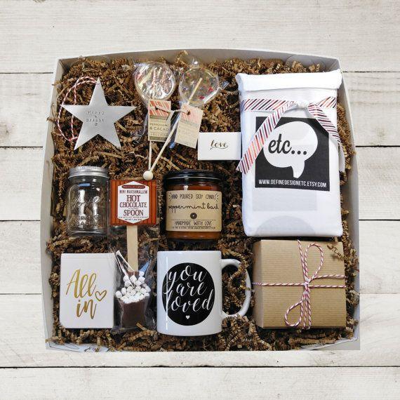 Christmas Gift Set Christmas Gift Box Christmas by DefineDesignEtc