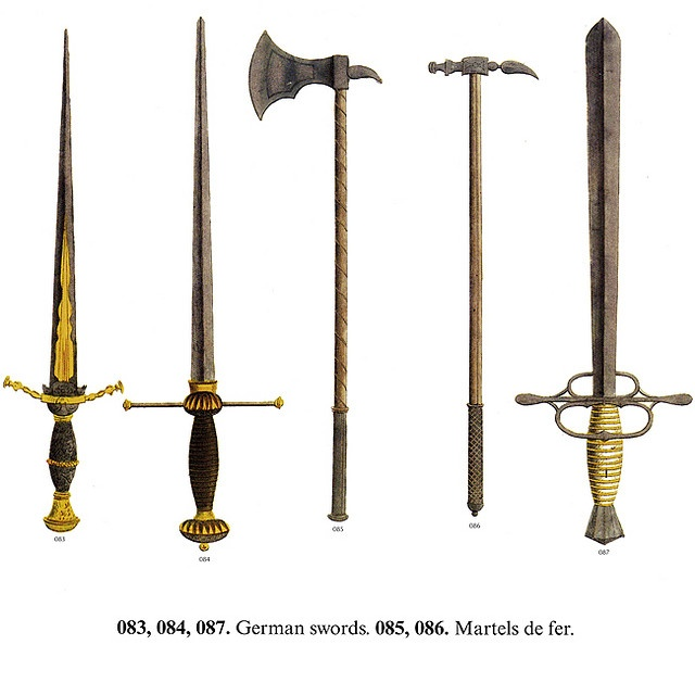 33 best Medieval Weapons images on Pinterest | Cold steel ...