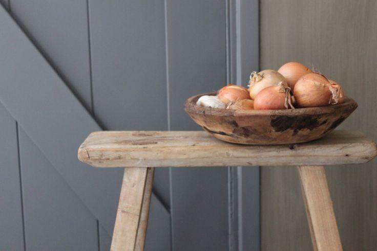 25 beste idee n over houten krukje op pinterest ontlasting barkrukken keuken en metalen krukje - Ad decoratie binnen ...