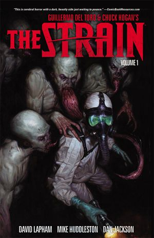 Comic Review: Guillermo Del Toro's and Chuck Hogan's The Strain, Volume 1 | I Smell Sheep