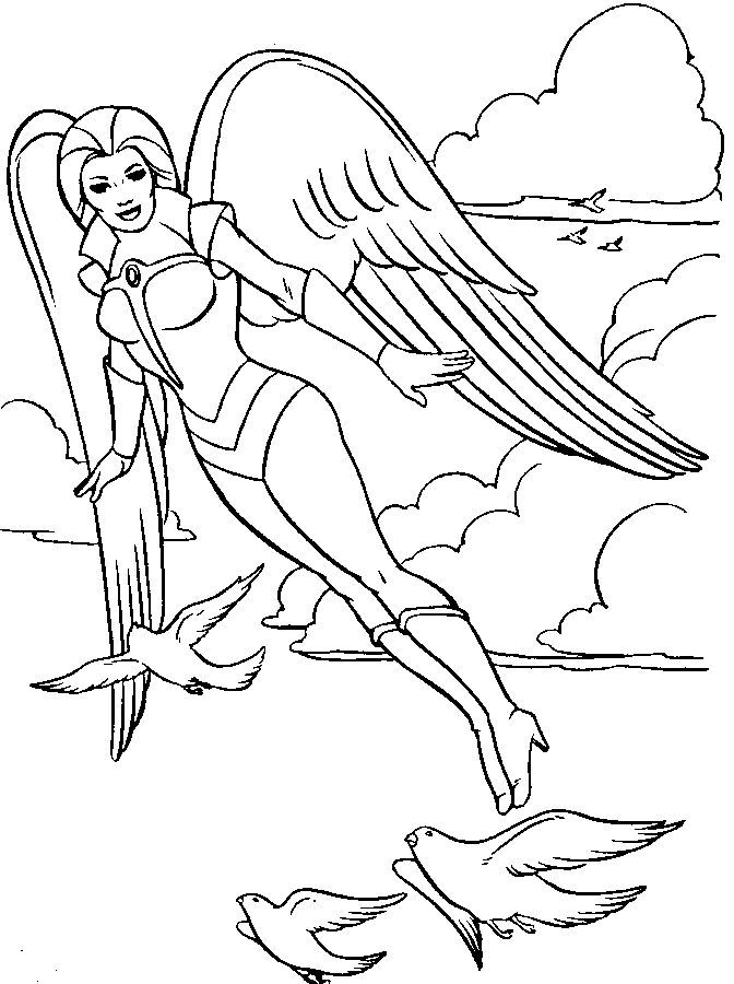 ra coloring book pages - photo#31