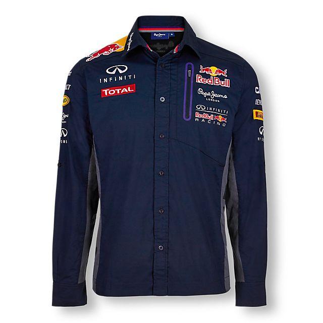 Official Teamline Team Shirt (RBR15035): Infiniti Red Bull Racing official-teamline-team-shirt (image/jpeg)