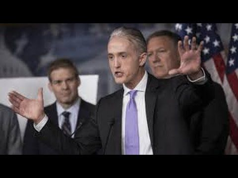 BOOM ! Trey GOWDY Just Joined TRUMP and Gave the Best Media Attack You W...