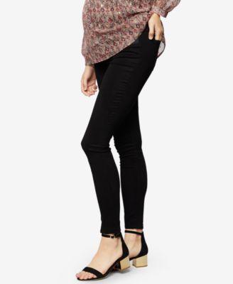 J BRAND J Brand Maternity Sateen Skinny Jeans. #jbrand #cloth # jeans
