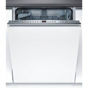 Bosch Series 6 Fully Integrated Dishwasher Brushed Steel SMV53M60GB - 60cm