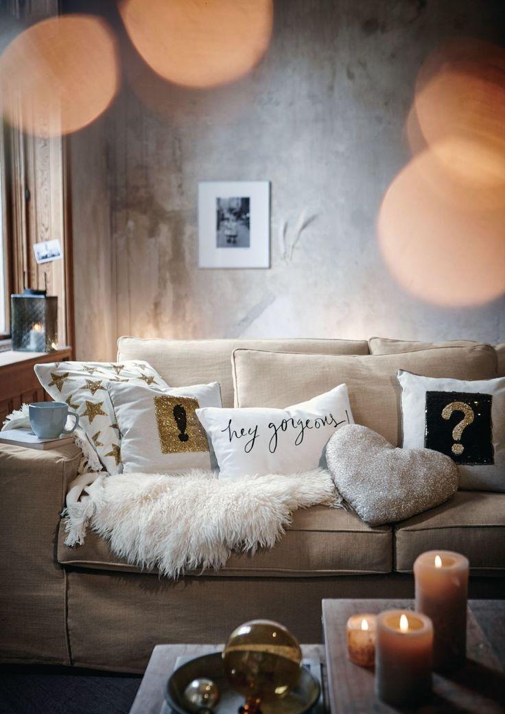 die besten 25 pailletten kissen ideen auf pinterest rosa kissen t rkise kissen und t rkise. Black Bedroom Furniture Sets. Home Design Ideas