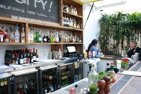 #Sydney Bar Review: Saved My Mrs Sippy I http://www.dailygloss.com/