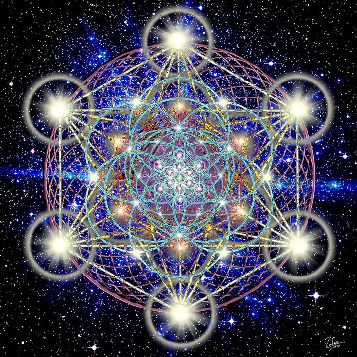 Pure Soul Pic Pinterest: Sacred Geometry Fractals