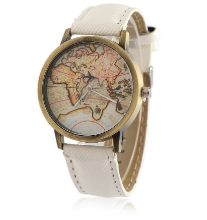68 best products images on pinterest luggage bags map watch and 2017 cowboy strap map watch by plane watches women men denim fabric quartz watch 7 color sports watches gumiabroncs Images