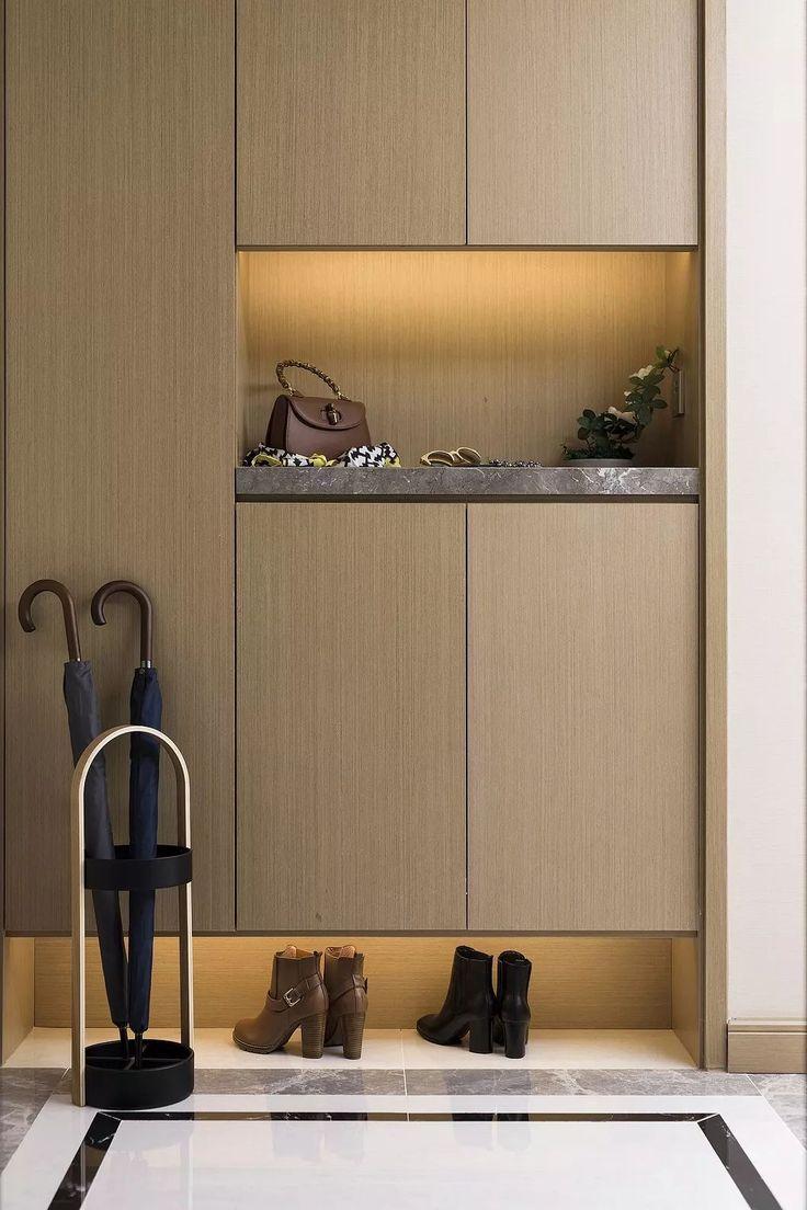 Shoes Cabinet Ev Ic Tasarimi Ev Ic Mekanlari Ic Mekan Fikirleri
