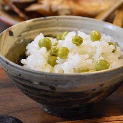 春の香り!グリーンピースご飯 by シラサカアサコさん | レシピブログ ...