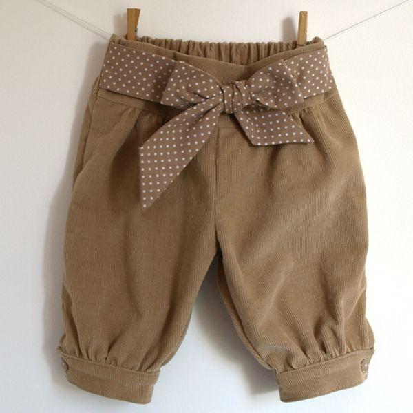 pantalon bouffant - 3 petites fourmis