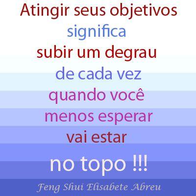 Mensagens positivas www.elisabeteabreu.com.br