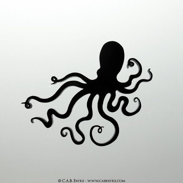 Picture of An Octopus Love Affair Brooch - Small 2.5 ...