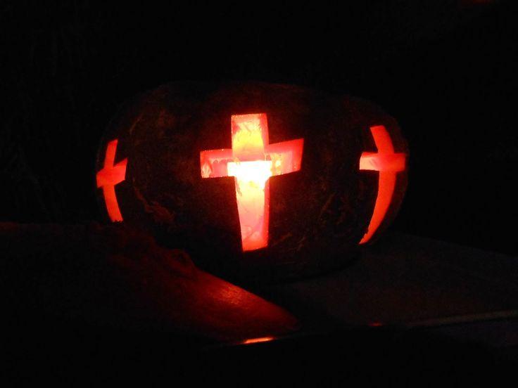 Töklámpás másképpen / Pumpkin lantern with a new meaning #töklámpás #halloween