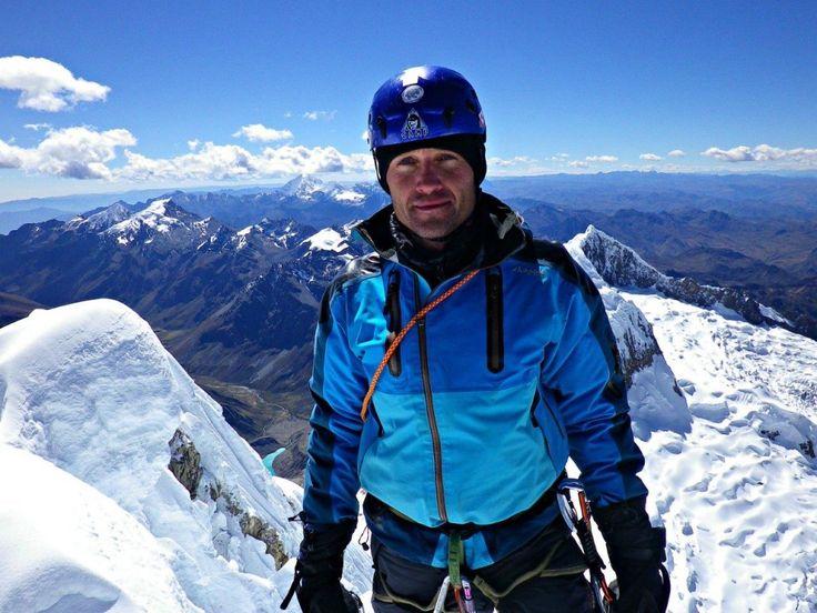 Expedície Alpamayo v Peru - HUDY blog
