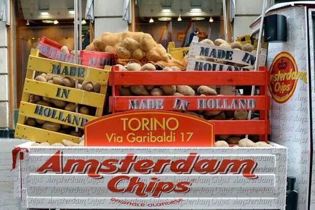 #opening #torino #amsterdamchips #viagaribaldi
