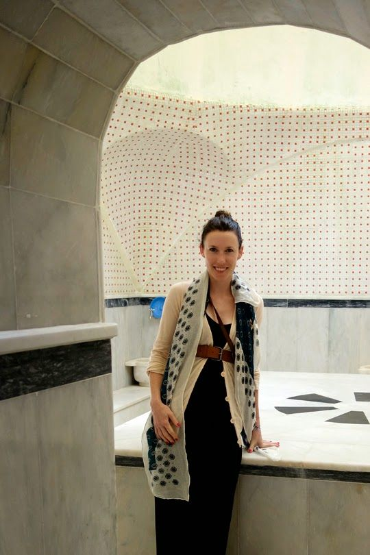 EmilyStyle: How to Visit a Turkish Bath in Bodrum