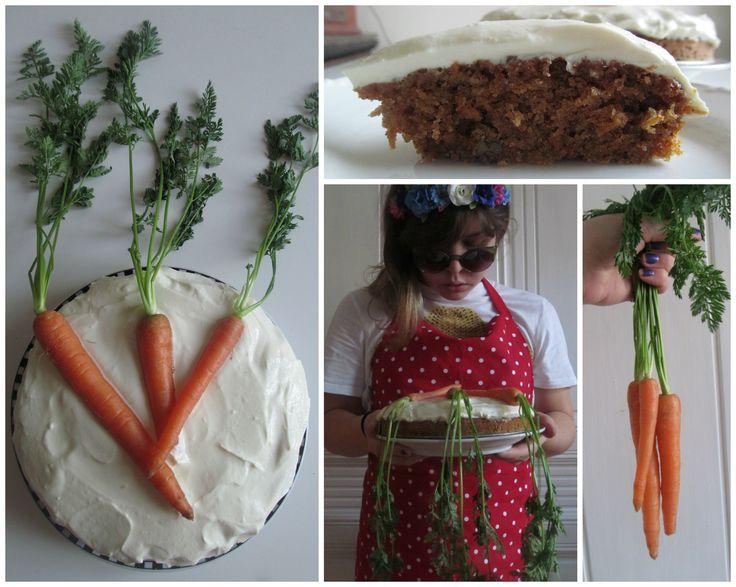 mrkvový dort ,) ,D <3