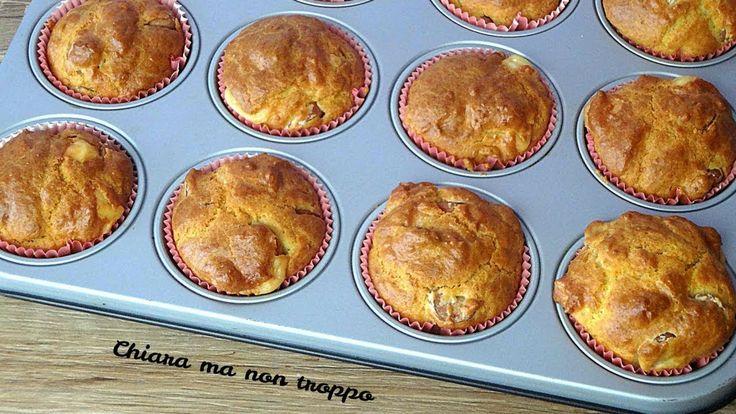 Muffin salati con wurstel , Ricetta Antipasto veloce | Divertirsi in cucina