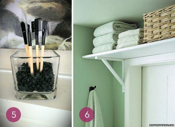 17 best ideas about clever bathroom storage on pinterest