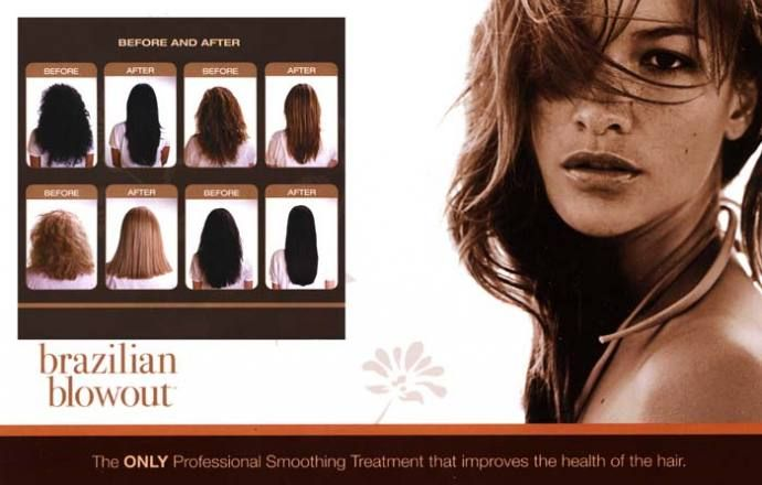 Have you ever wondered exactly what a Brazilian Blowout is? Learn all the dirty details...