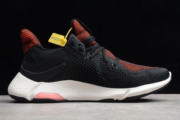 2019 Adidas Alphabounce Instinct M Black Red White 1 Zapatos